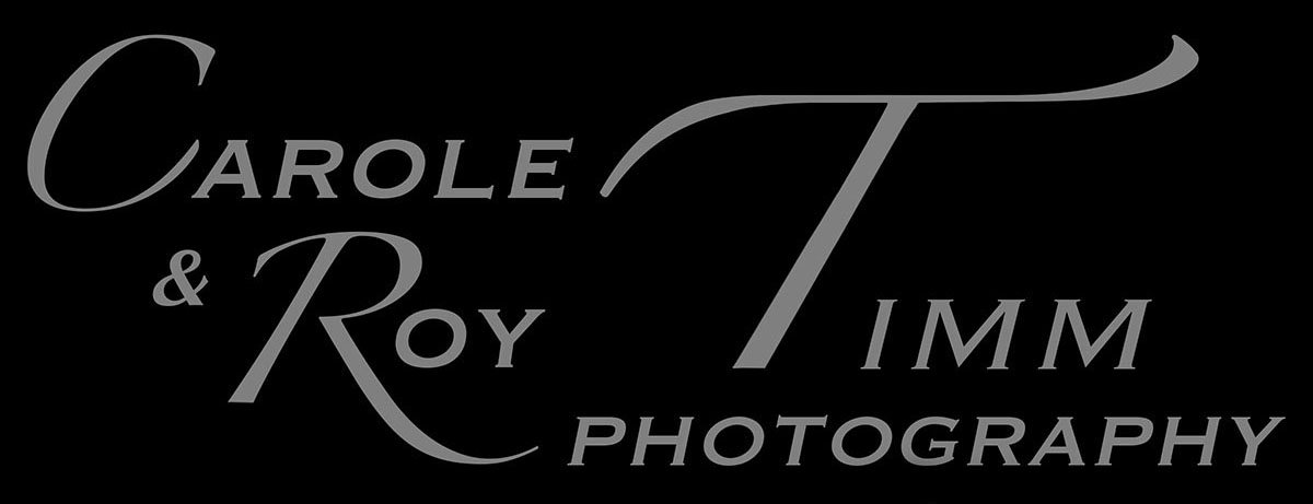 Carole & Roy Timm Photography Logo